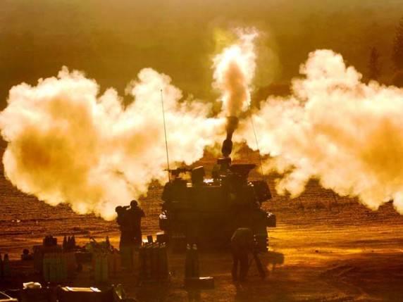 ЦАХАЛ нанес удар по трем позициям сирийских войск
