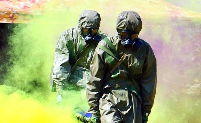 Кто вооружает террористов в Сирии химическим оружием