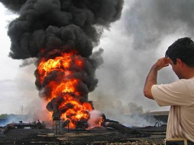 Контратака на «шахид-мобилях»: боевики тщетно пытаются вырваться из котла