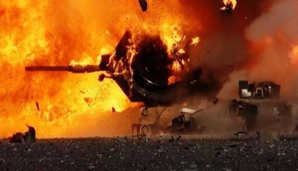 Минус один: Курды засняли уничтоженный американский танк Abrams
