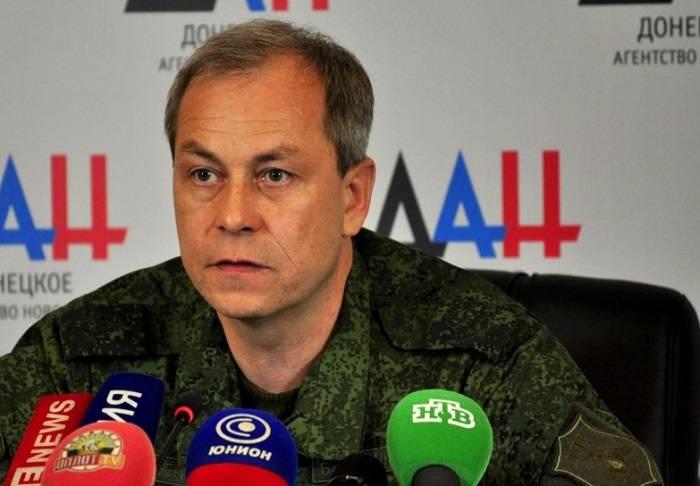 Эдуард Басурин: За сутки двое раненых - гражданский и военный