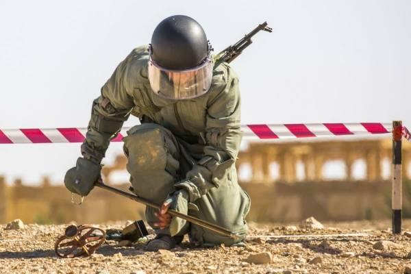 США устроили скандал из-за сербских сапёров, собирающихся помочь России