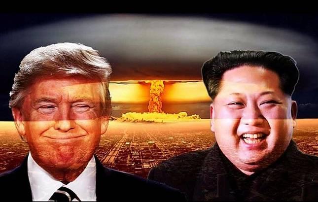 Daily Star: кого поддержит Россия, если случится война между США и КНДР?