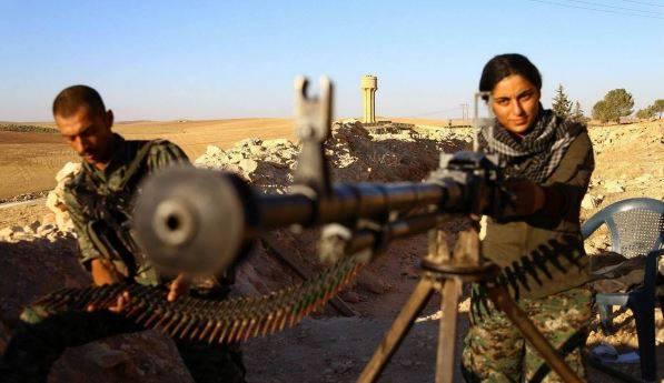 США предали союзника и это большая ошибка. Подставятся ли курды под удар РФ