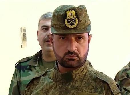 Сирия: эксклюзивный репортаж из штаба генерала Сухеля