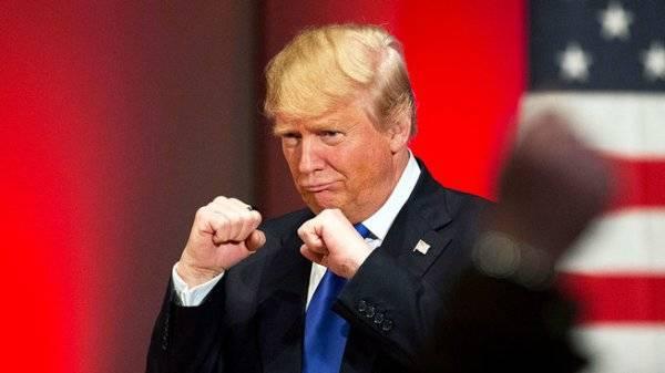 Трамп пытается украсть победу в Сирии