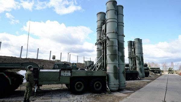Армия получила второй за год полк ЗРС С-400 «Триумф»