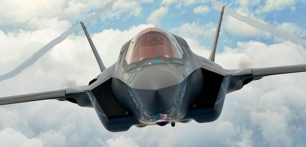 Мессершмитт надежнее: инцидент с «птицей» вскрывает несостоятельность F-35