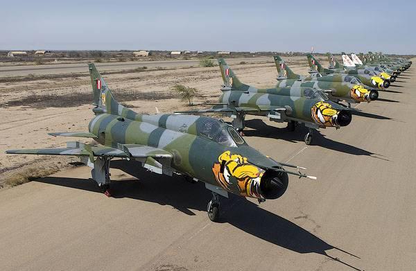 ВВС Перу: на страже интересов США