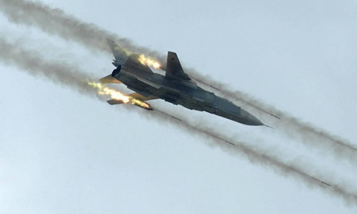 Боевики в северной Хаме рвут друг-другу глотки под градом ударов ВКС России