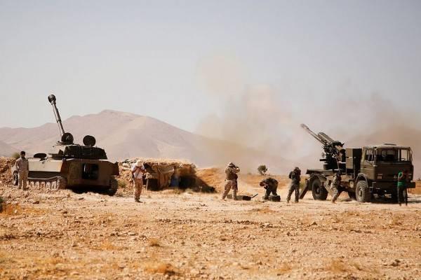 Ожесточенные бои за станцию Т-2: появились кадры, как САА атакует ИГИЛ