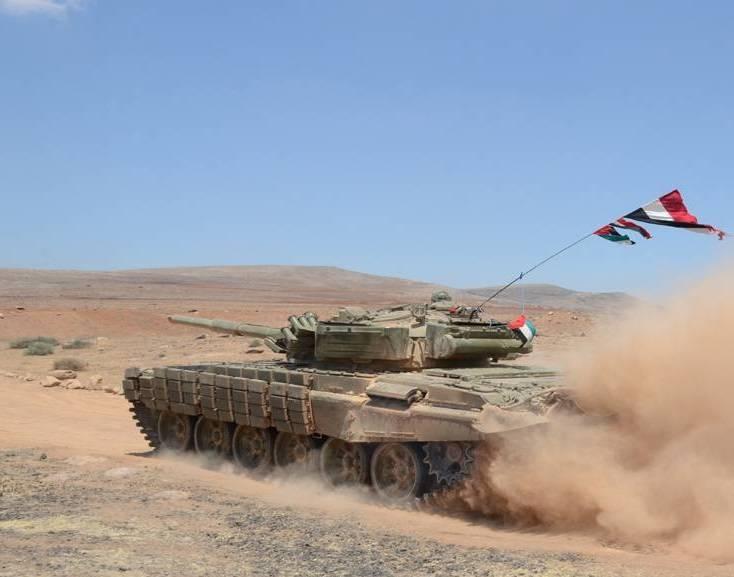 Дамаск готовит почву к силовой операции против боевиков США по всем фронтам