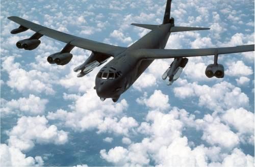 США возвращают B-52 на круглосуточное боевое дежурство