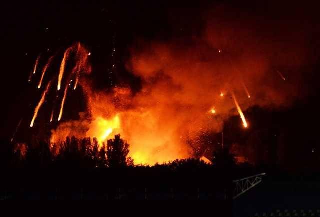 Опрос на Украине: в пожаре на складе ВСУ в Калиновке виновата сама власть