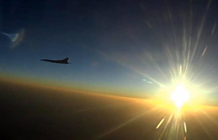 Как близко воздушные разведчики США подлетают к южной границе РФ