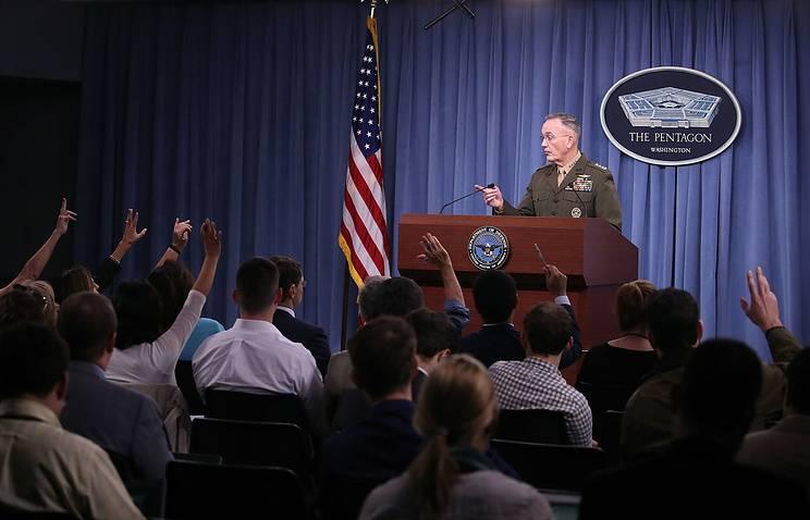 Пентагон об операции в Нигере, в ходе которой погибли бойцы спецназа