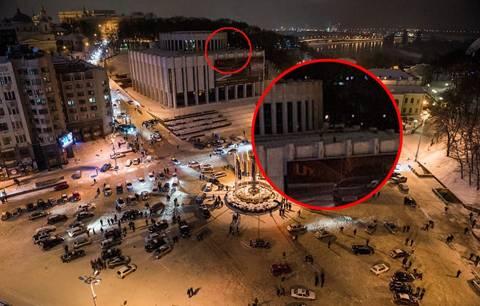 В Италии показали фильм с признаниями снайперов, убивавших людей на Майдане