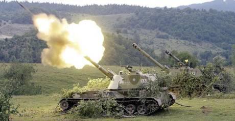 «Гвоздики» и «Акации» идут на Донецк, морпехи ВСУ попали в плен к «Азову»