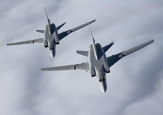 Русские Ту-22М3 снова в деле: ВКС РФ нанесли мощный удар по ИГ в Абу-Кемале