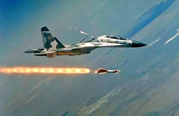 Резкий натиск ВКС РФ и САА вынуждает ИГИЛ бежать на левый берег Ефврата