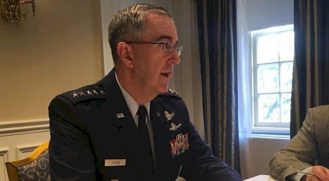 Стратегическое командование США выходит из подчинения Трампу