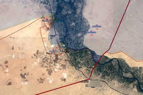 Освобождение Аль-Букмаля затянулось усилиями американских партнёров