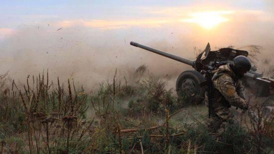 Для наступления на республики Донбасса хунта «сливает» анархию