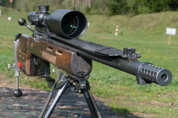 МЦ-561: представлен гражданский вариант боевой снайперской винтовки
