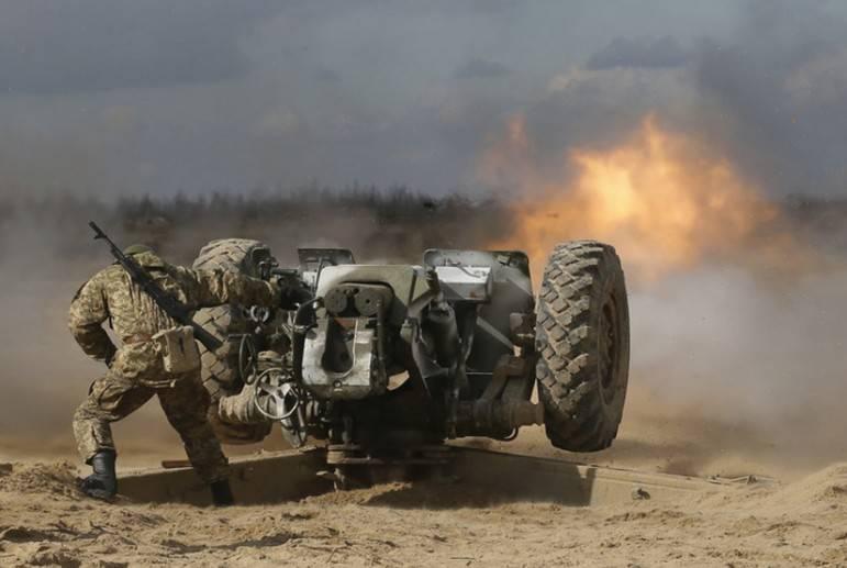 Наступление по всей линии: ополченцы дали достойный отпор мощным атакам ВСУ