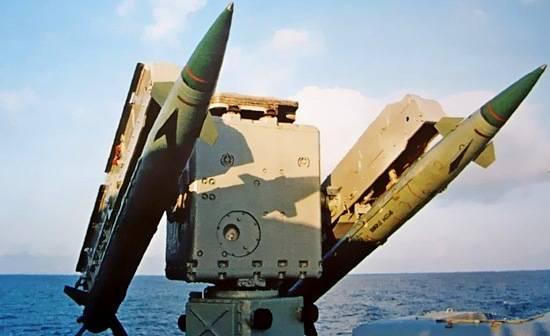 Зенитный ракетный комплекс «Оса-М»