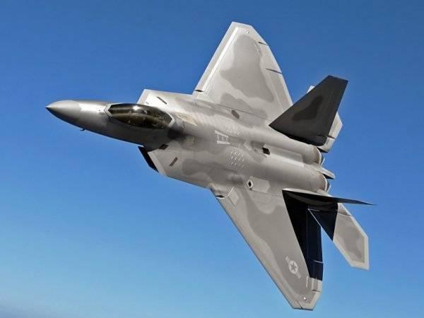 Американские ВВС готовы сбивать российские самолеты над Сирией и Ираком