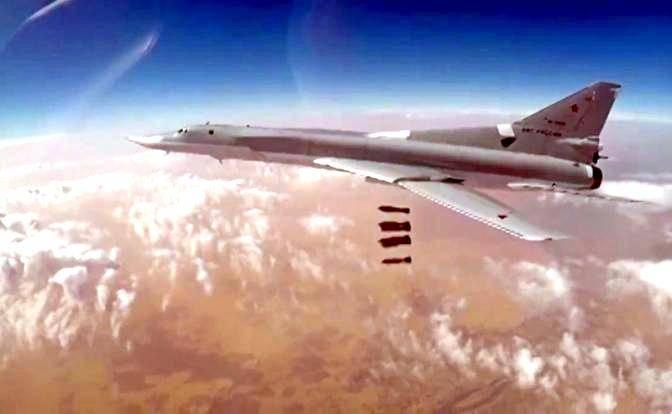 Изделие 715: Как Ту-22М3 будет утюжить «Патриоты»