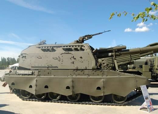 Модернизированная 2С19М2