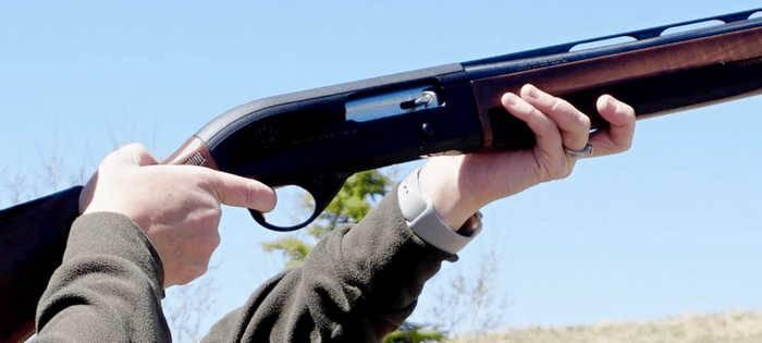 Несколько советов, как правильно удерживать ружье