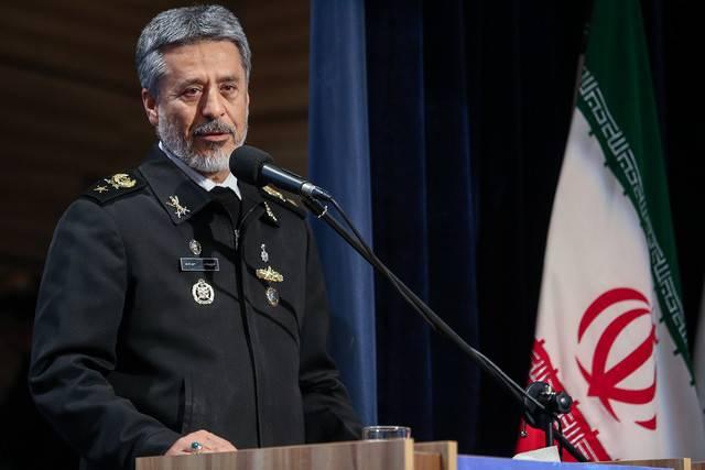 Новый командующий ВМС Ирана Сайяри готов направить корабли к берегам США