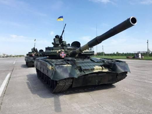 Украинские танкисты ценят советские Т-80 больше, чем свои Т-64