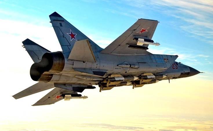 Подробности разработки перехватчика МиГ-41