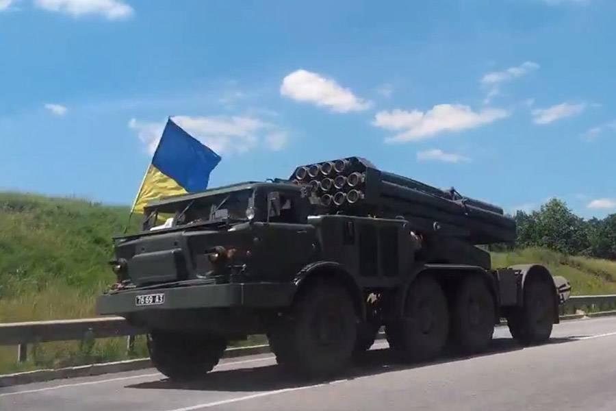 Украина наладила производство ракет
