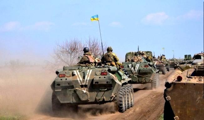 Донбасс берут за горло