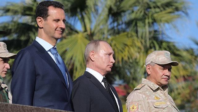 Ушли, но можем вернуться: Путин предупредил о последствиях атак на Сирию