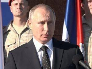 Неожиданная русская военная победа в Сирии