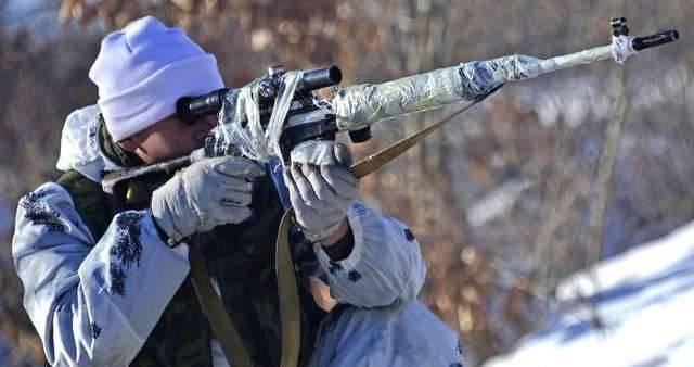 Жесткий ответ на провокации ВСУ: Снайпер ДНР прицельно уложил боевика АТО