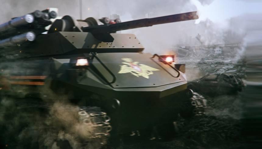 Новое вооружение армии РФ: Минобороны испытает роботизированный комплекс