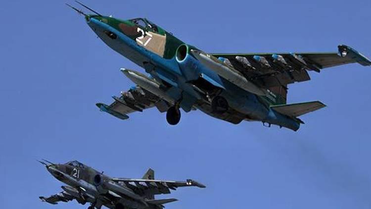 Штурм авиабазы Абу ад-Духур: ВКС РФ и САА зажали боевиков в угол