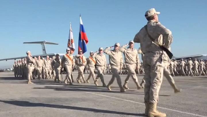 Как и почему российские военные покидают Сирию