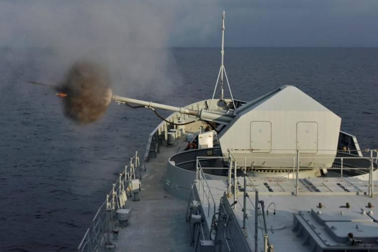 Что ЧФ России может противопоставить новой военно-морской доктрине Украины