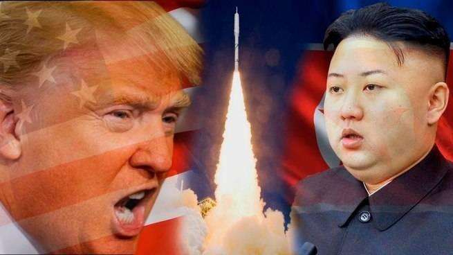 Вашингтон подробно расписал начало войны с КНДР
