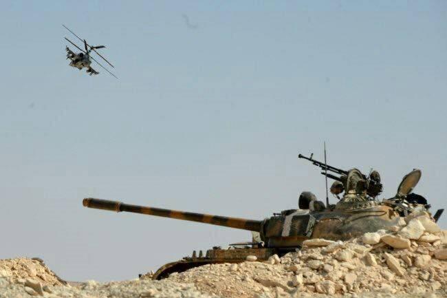 «Мощная атака» ИГ отражена: Бойцы САА ликвидировали смертника у Абу-Кемаля