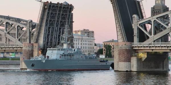 Проект 12700: свежие подробности о новейшем боевом корабле РФ «Яков Баляев»