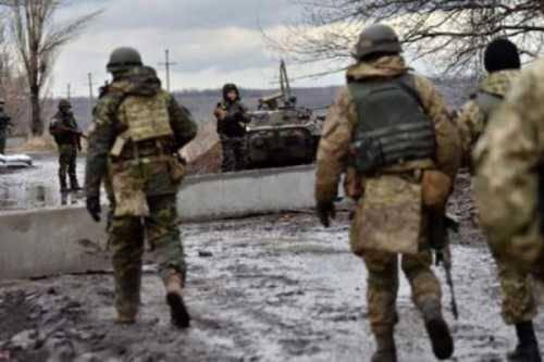 На Украине процветает дезертирство